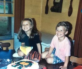 Travis' Birthday