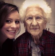 My last Christmas with Grandma.
